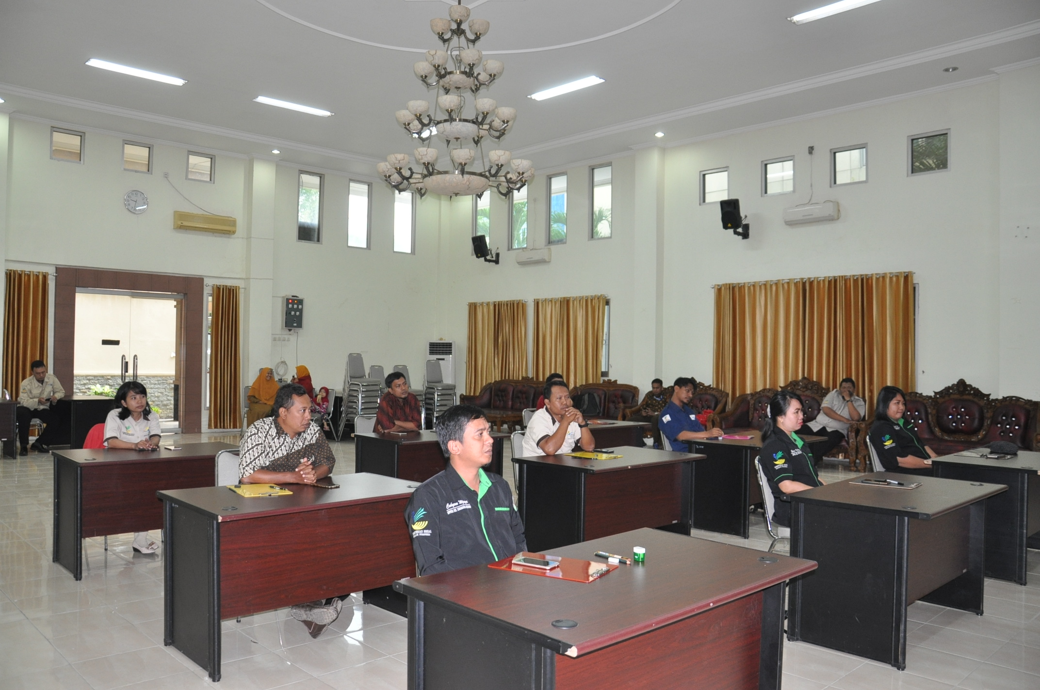 Rekrutmen dan Seleksi Korkab/Korkot PKH Tahun 2018