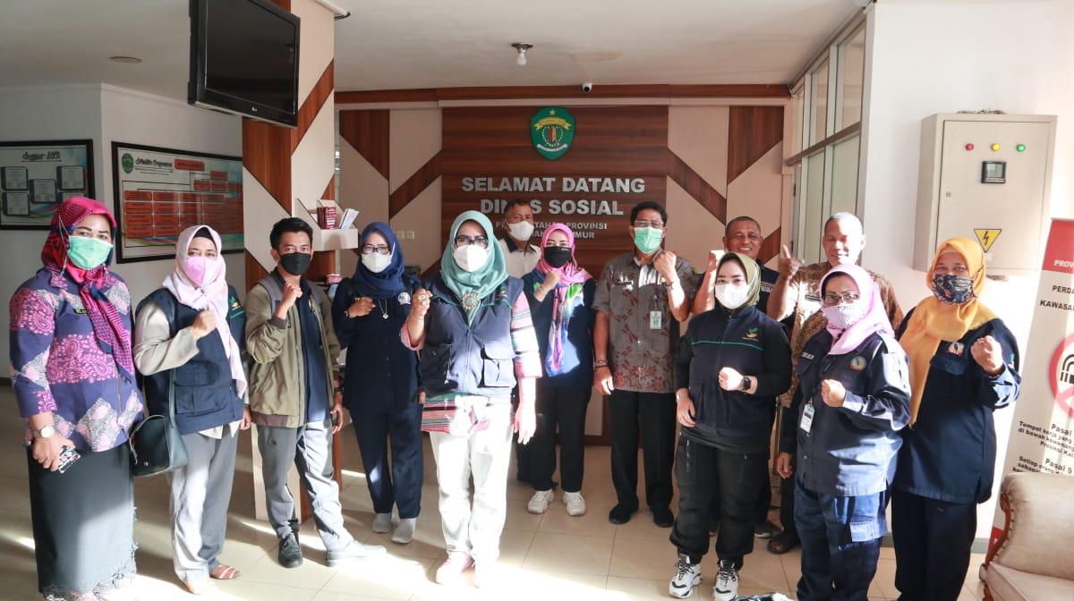 TKSK Kaltim Siap Bantu Dinsos Kaltim Dalam Menangani Orang Terlantar